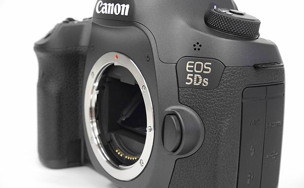 新製品レビュー「Canon EOS 5Ds」