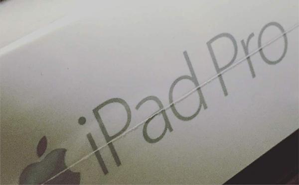 新製品レビュー「iPad Pro」
