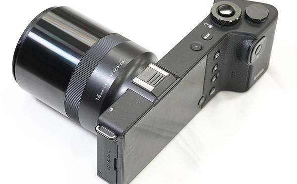 新製品レビュー「SIGMA dp0 Quattro」