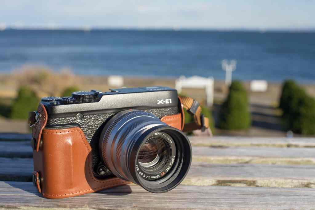 新製品レビュー「Fujifilm Fujinon XF 35mm F2R WR」