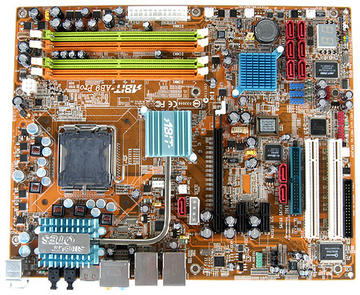 ABITAB9 Pro P965/LGA775