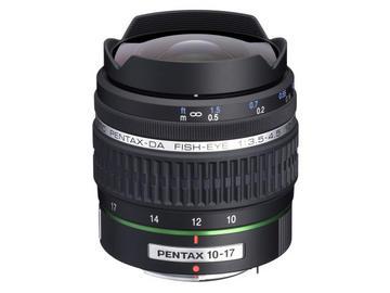 PENTAXDA FISH-EYE 10-17mm F3.5-4.5 ED [IF]