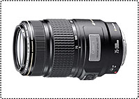 CanonEF 75-300mm F4-5.6 IS USM