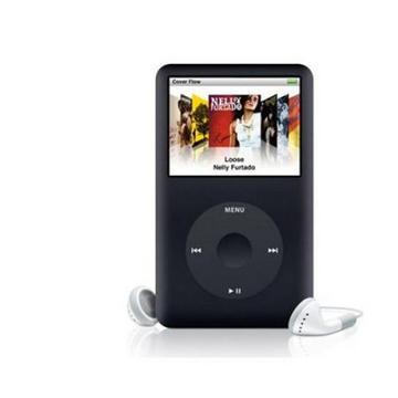 AppleiPod classic 160GB (Black) MB150J/A
