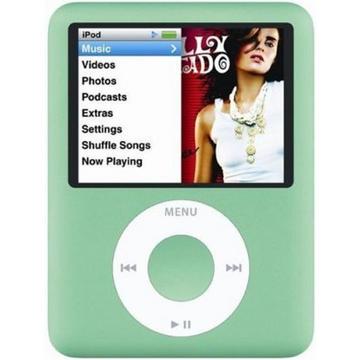 AppleiPod nano 8GB (Green) MB253J/A 第3世代