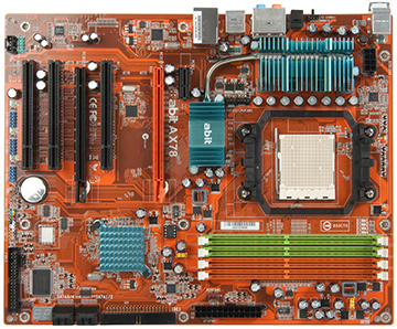 ABITAX78 AMD 770/AM2+
