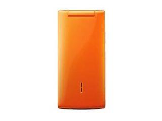 CASIOSoftBank 830CA オレンジ CHSAA4