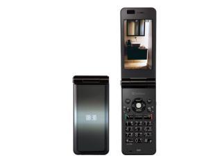 PanasonicSoftBank 830P ブラック