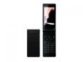 NECdocomo FOMA N705iμ All Black