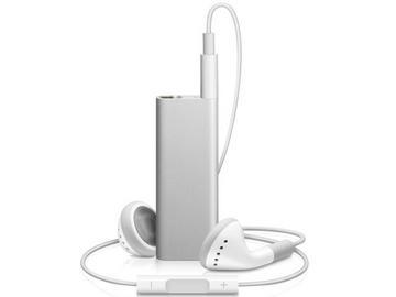 AppleiPod Shuffle 4GB (Silver) MB867J/A
