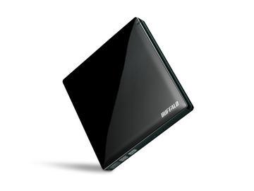 BUFFALODVSM-PN58U2V-BK DVD±Rx8/DVD±R DLx6/DVD-RAMx5/Slim/USB2.0