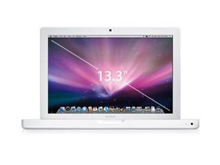 AppleMacBook 13インチ 2.13GHz MC240J/A (Mid 2009)