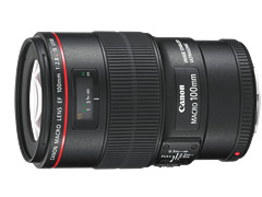 Canon EF 100mm F2.8Lマクロ IS USM