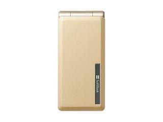 PanasonicSoftBank COLOR LIFE 840P ゴールド