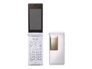 PanasonicSoftBank 841P ホワイト