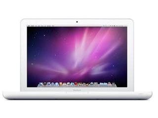 AppleMacBook 13インチ 2.4GHz MC516J/A (Mid 2010)