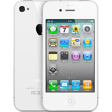 Apple SoftBank iPhone 4 16GB ホワイト MC604J/A