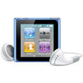 AppleiPod nano 16GB (2010/ブルー) MC695J/A 第6世代