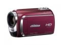 VictorEverio GZ-HD300-R ルージュレッド