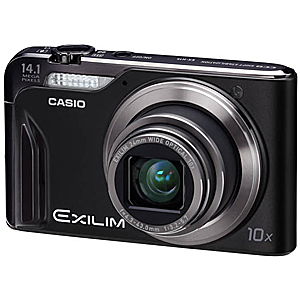 CASIOEXILIM Hi-ZOOM EX-H15BK ブラック