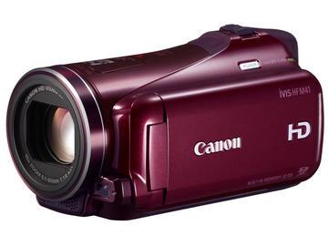 CanoniVIS HF M41 レッド 5116B002 IVISHFM41RD