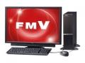 Fujitsu FMV-ESPRIMO DH77/C (FMVD77C/ラグジュアリーブラック)