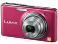 PanasonicLUMIX DMC-FX77-P グラマラスピンク