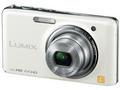 PanasonicLUMIX DMC-FX77-W リリーホワイト