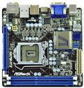 ASRockH67M-ITX H67(B3)/LGA1155/6Gbps SATA/USB3.0/Mini-ITX