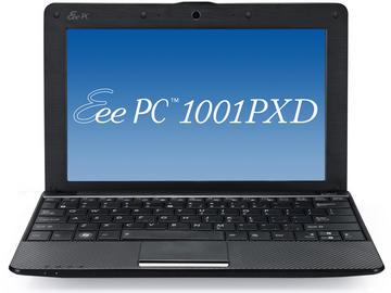 ASUSEee PC 1001PXD EPC1001PXD-BK ブラック
