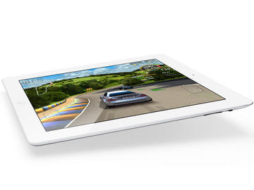 AppleiPad2(第2世代) Wi-Fiモデル 64GB ホワイト MC981J/A