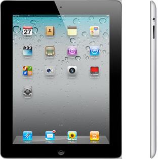 AppleSoftBank iPad 2 Wi-Fi+3G 64GB ブラック MC775J/A