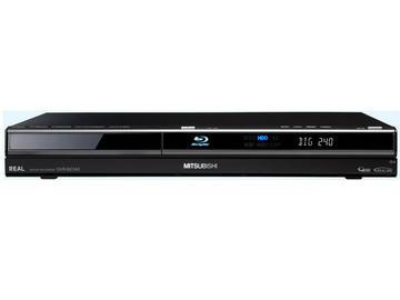 MITSUBISHIREAL DVR-BZ240 BD-RE/500GB/Wチューナー