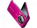 CASIOdocomo FOMA PRIME series EXILIMケータイ CA-01C vivid pink