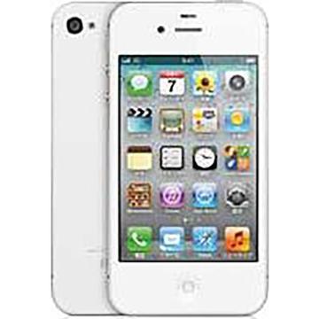 Appleau iPhone 4S 16GB ホワイト MD240J/A