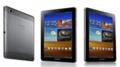 SAMSUNGGALAXY Tab 7.7 Wi-Fi GT-P6810 16GB Silver light(海外端末)