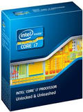 Intel Core i7-3820(3.6GHz) BOX LGA2011/4core/8Threads/L3 10M/TDP130W