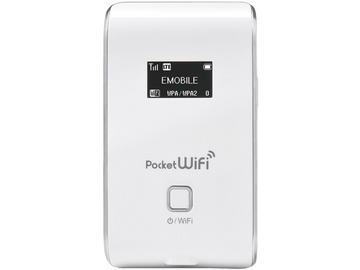 AnyDATAEMOBILE GL02P Pocket WiFi LTE ホワイト