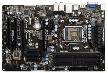 ASRockZ77 Pro3 Z77/LGA1155/ATX