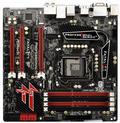 ASRockFatal1ty Z77 Professional-M Z77/LGA1155/MicroATX