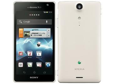 SonyMobiledocomo NEXT series Xperia GX SO-04D White