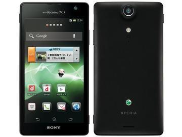 SonyMobiledocomo NEXT series Xperia GX SO-04D Black