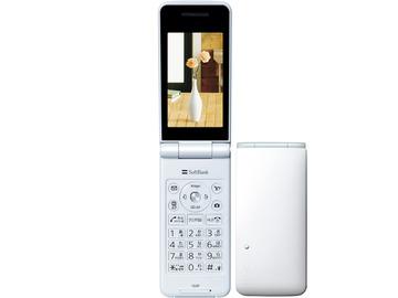 PanasonicSoftBank COLOR LIFE3 103P ホワイト