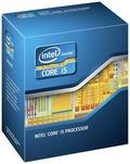 Intel Core i5-3570(3.4GHz) BOX LGA1155/4Core/4Threads/L3 6M/HD2500/TDP77W)