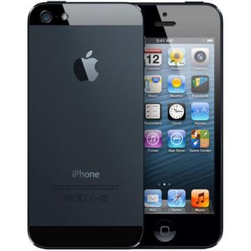 AppleiPhone 5 64GB ブラック&スレート(海外版SIMロックフリー)