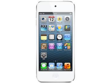 AppleiPod touch 32GB ホワイト&シルバー MD720J/A (第5世代)