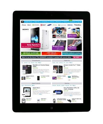 iPad(第4世代) Wi-Fiモデル 16GB ブラック MD510J/A