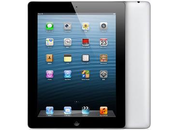 iPad(第4世代) Wi-Fiモデル 32GB ブラック MD511J/A