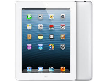 AppleiPad(第4世代) Wi-Fiモデル 16GB ホワイト MD513J/A
