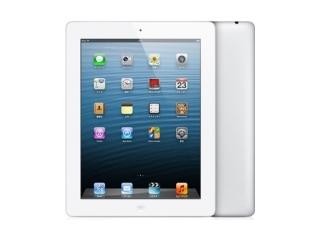 iPad(第4世代) Wi-Fiモデル 32GB ホワイト MD514J/A